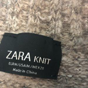 Zara Sweaters - Zara cropped turtleneck sweater
